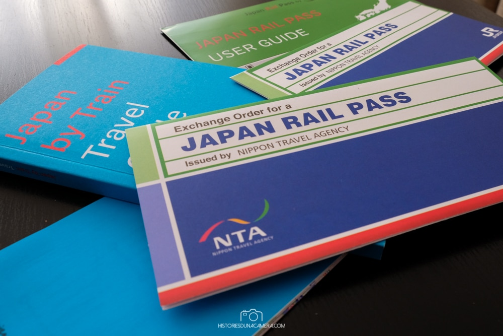 comprar Japan Rail Pass