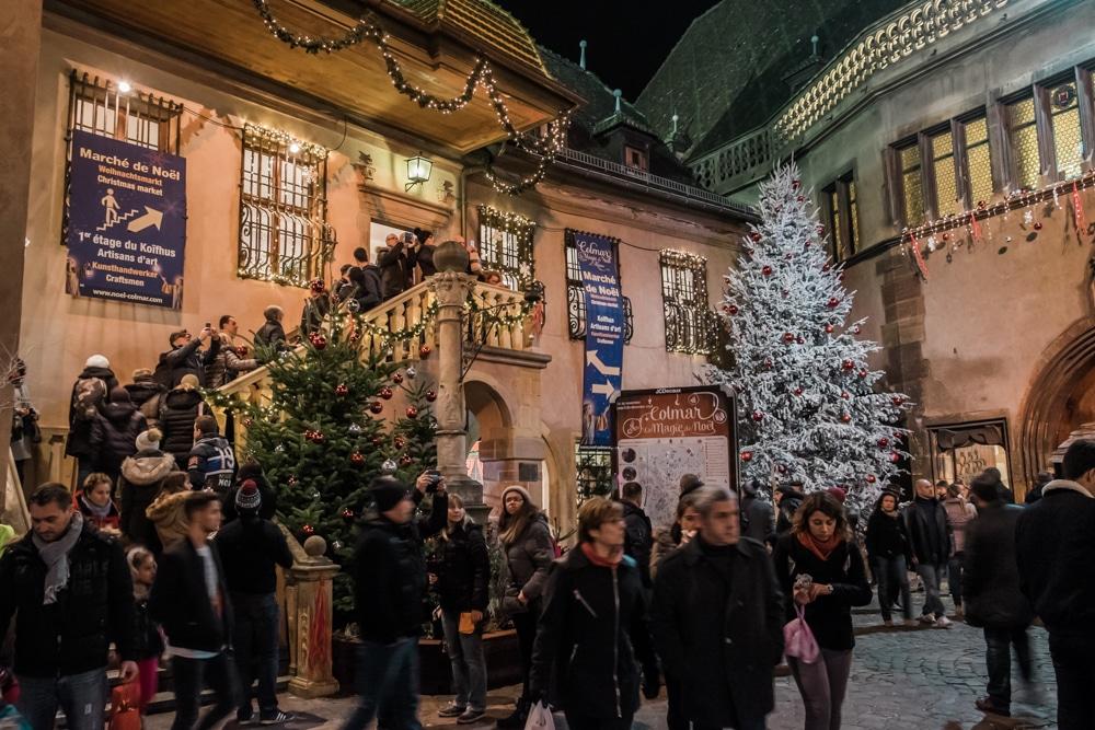 Escapada de 3 dies als mercadets de Nadal de l'Alsàcia