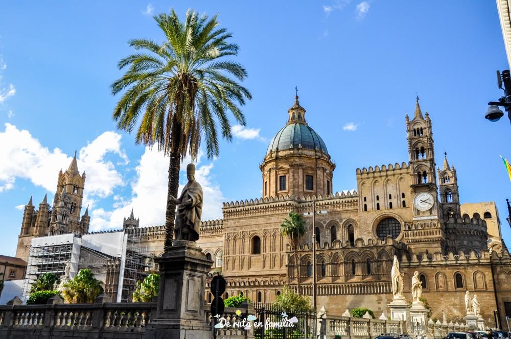 8 dies de ruta per Sicília