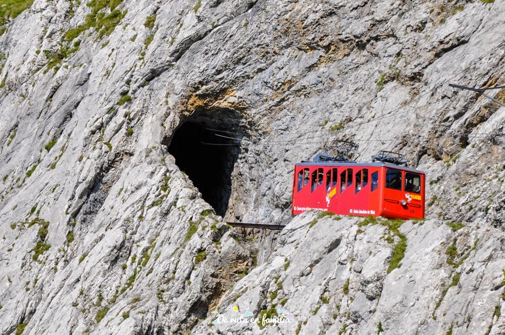 9 dies de ruta per suïssa en tren