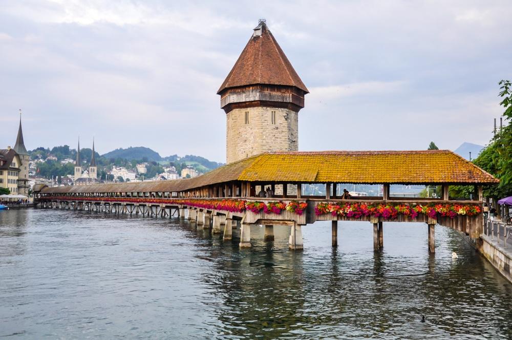 Ruta de 9 dies en tren per lliure per Suïssa