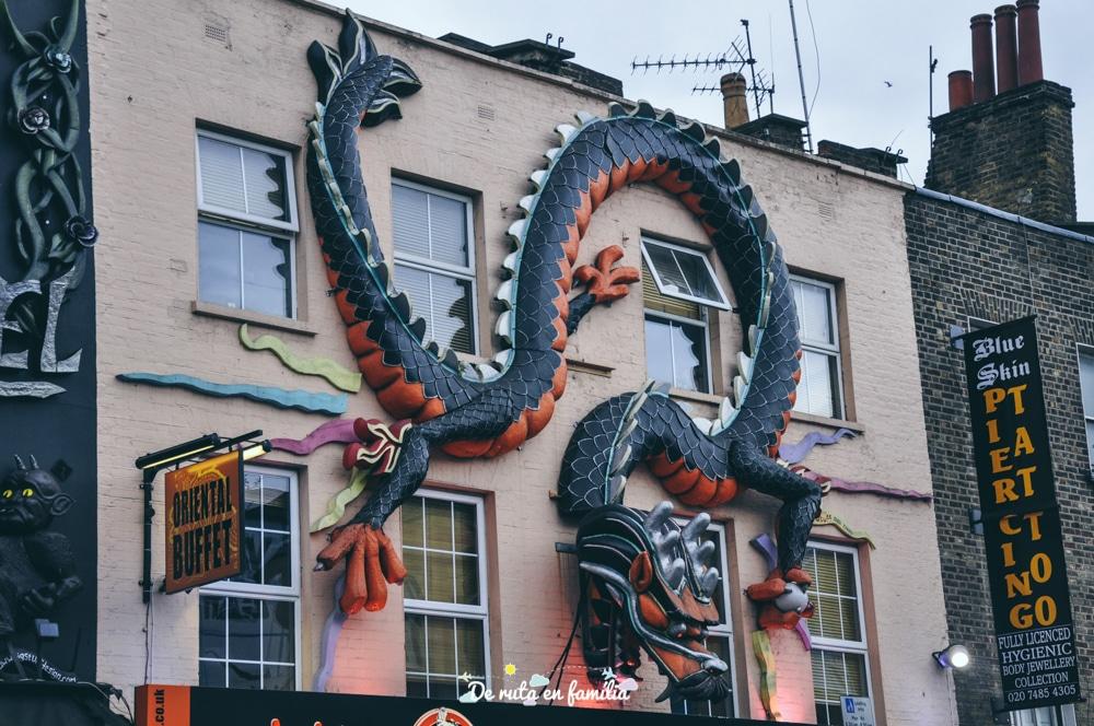 visitar mercat Camden Town Londres