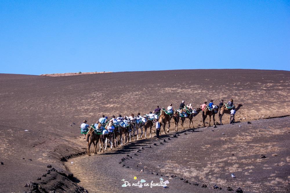 Lanzarote en 4 dies