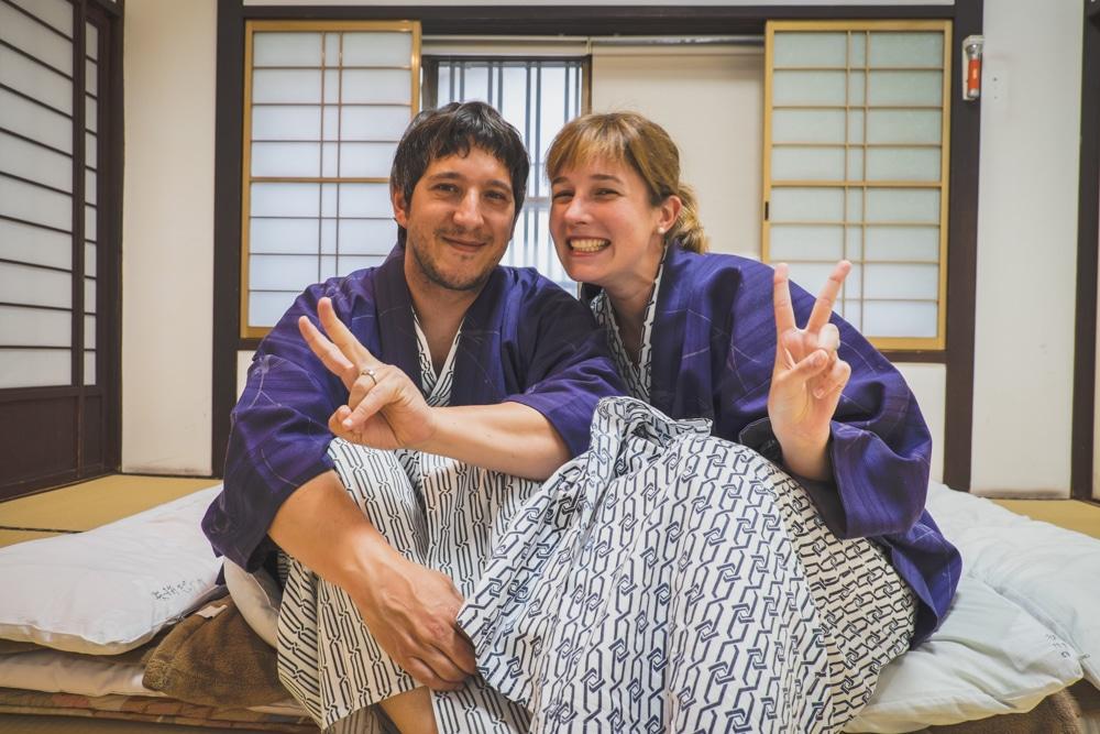 abans de viatjar al Japó