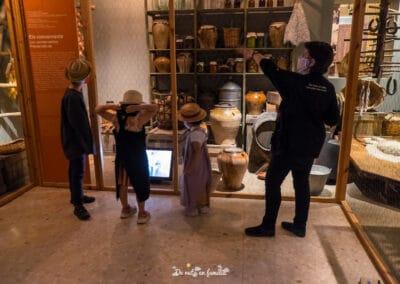 Museu de la Vida Rural de l'Espluga de Francolí. Cultura ecològica per a famílies