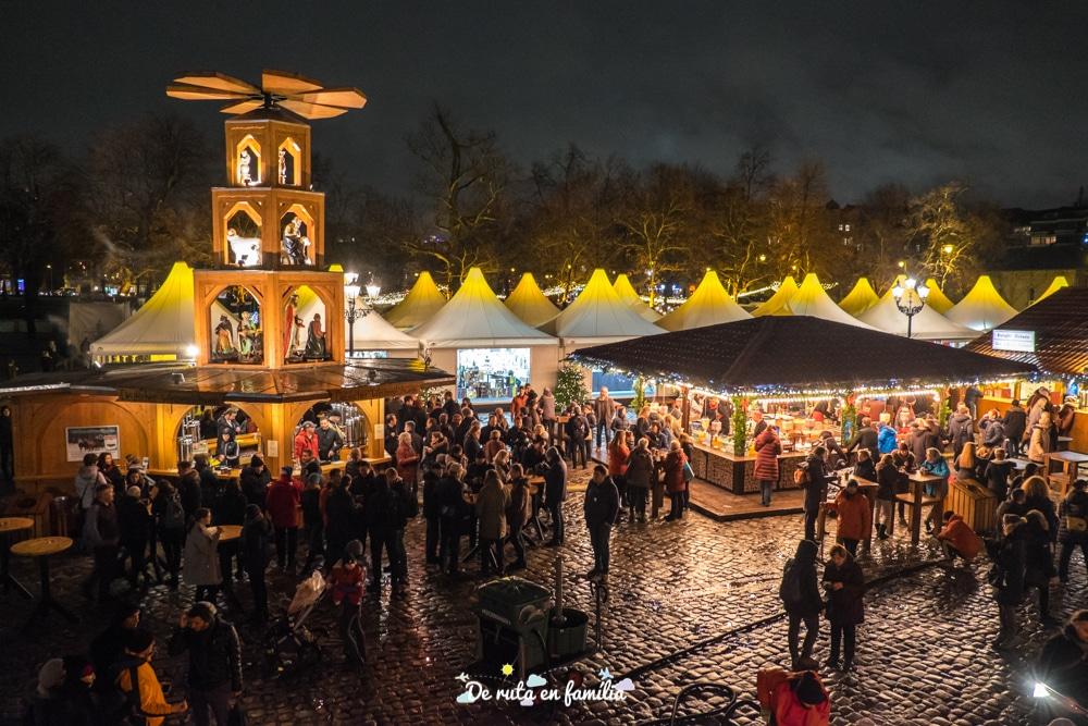 balanç viatger del 2018 mercadets de nadal a Berlín