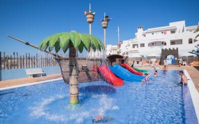 Blau Punta Reina Resort, el paradís de Mallorca per les famílies que busquen tobogans i tot inclòs
