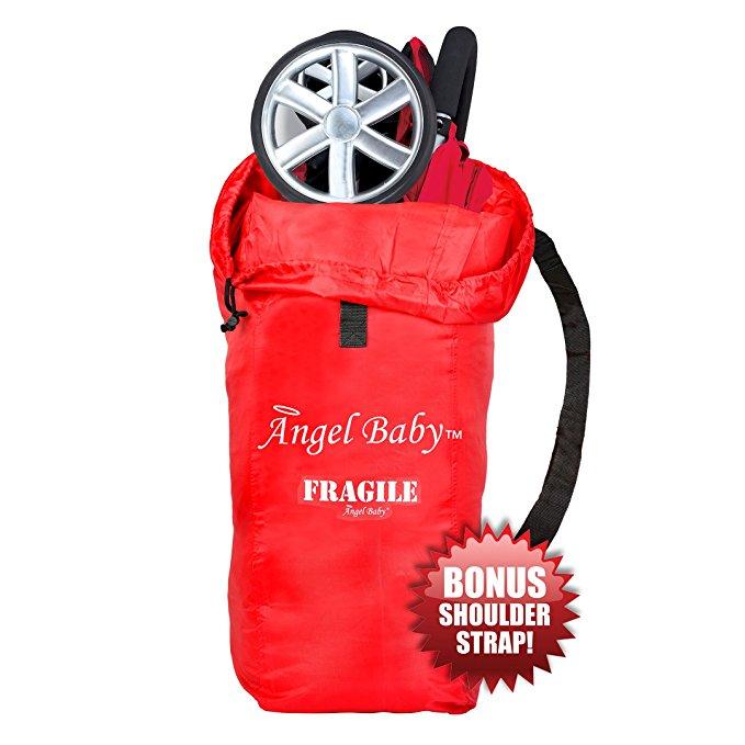 bossa protectora pel cotxet per viatjar amb avio