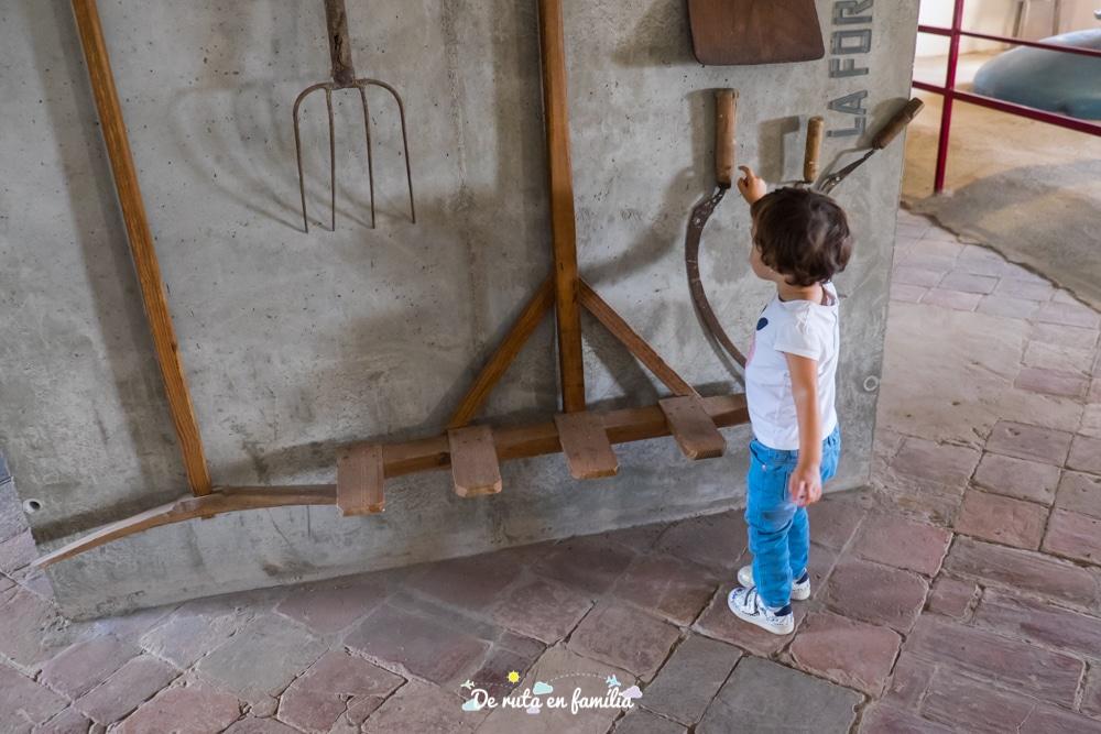 La Torra, el Centre d'Interpretació de l'Arròs