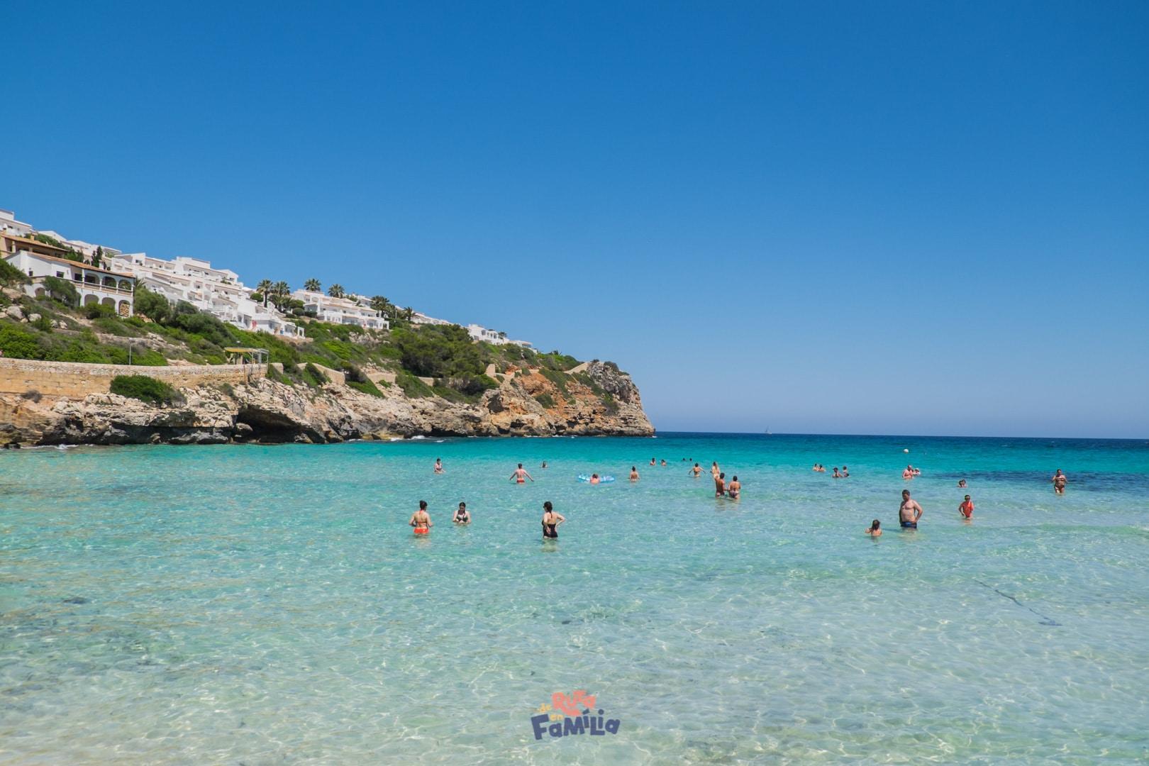 cala romàntica Mallorca
