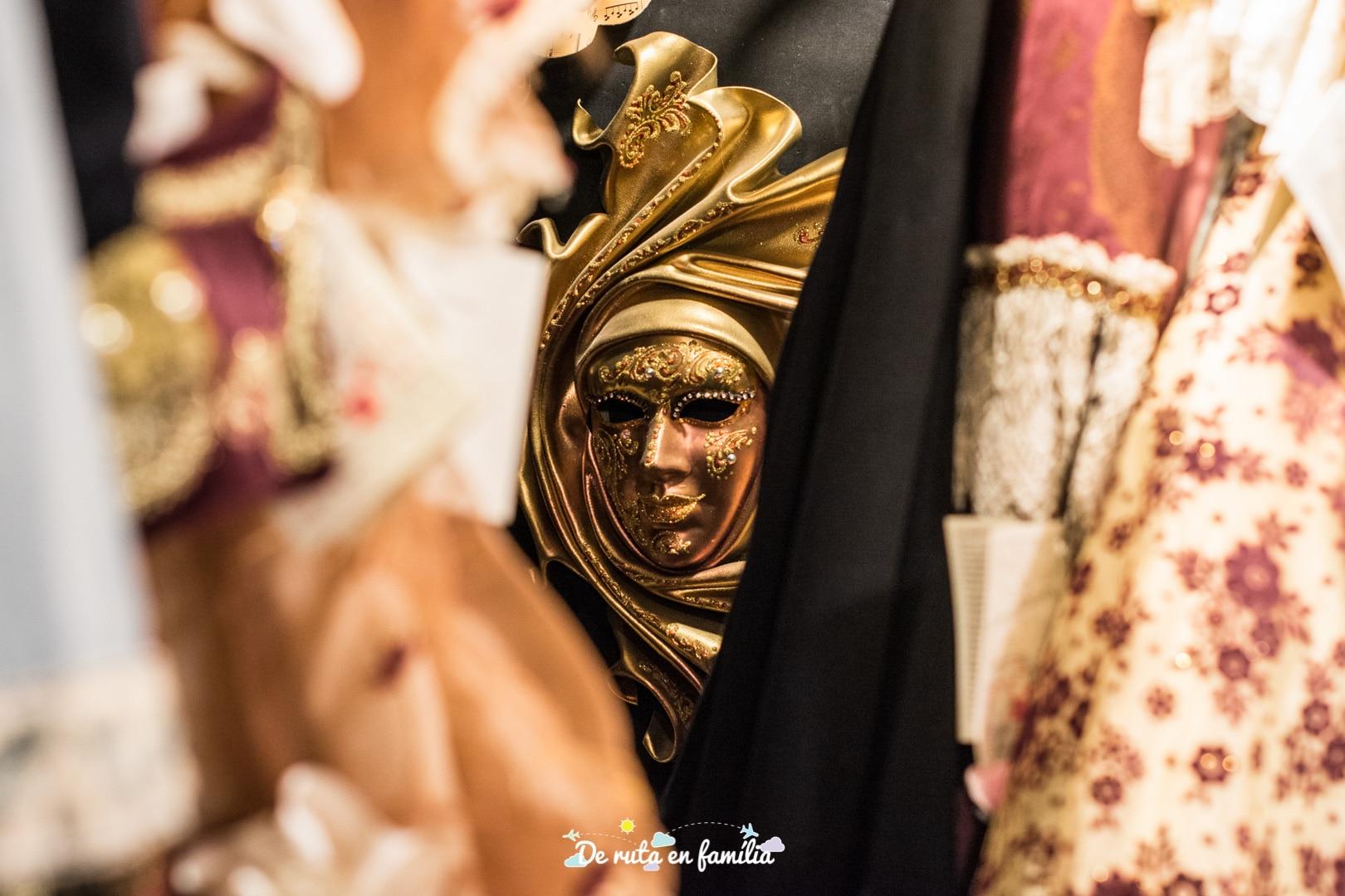 mascares de venecia