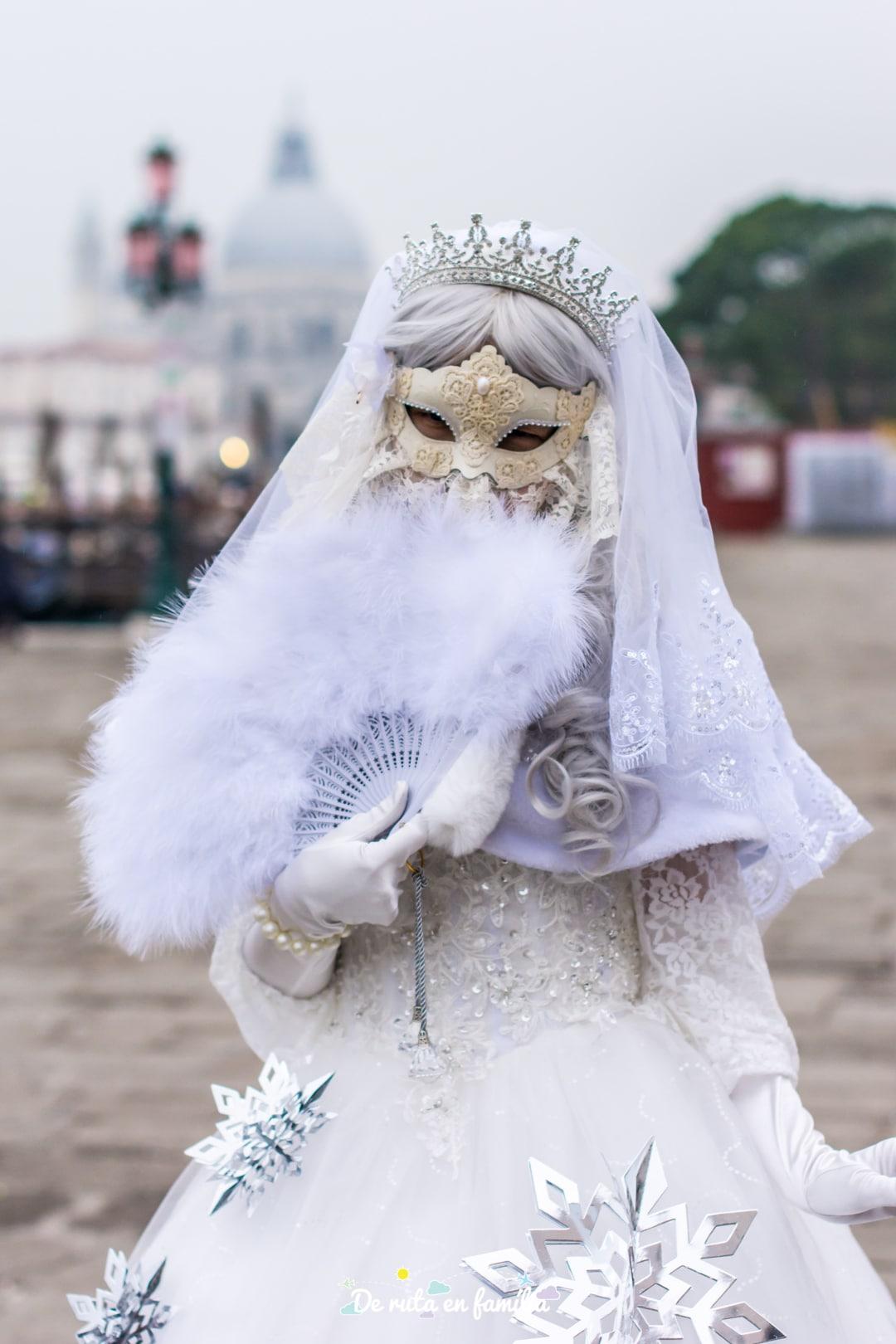 allotjament durant el carnaval de venecia