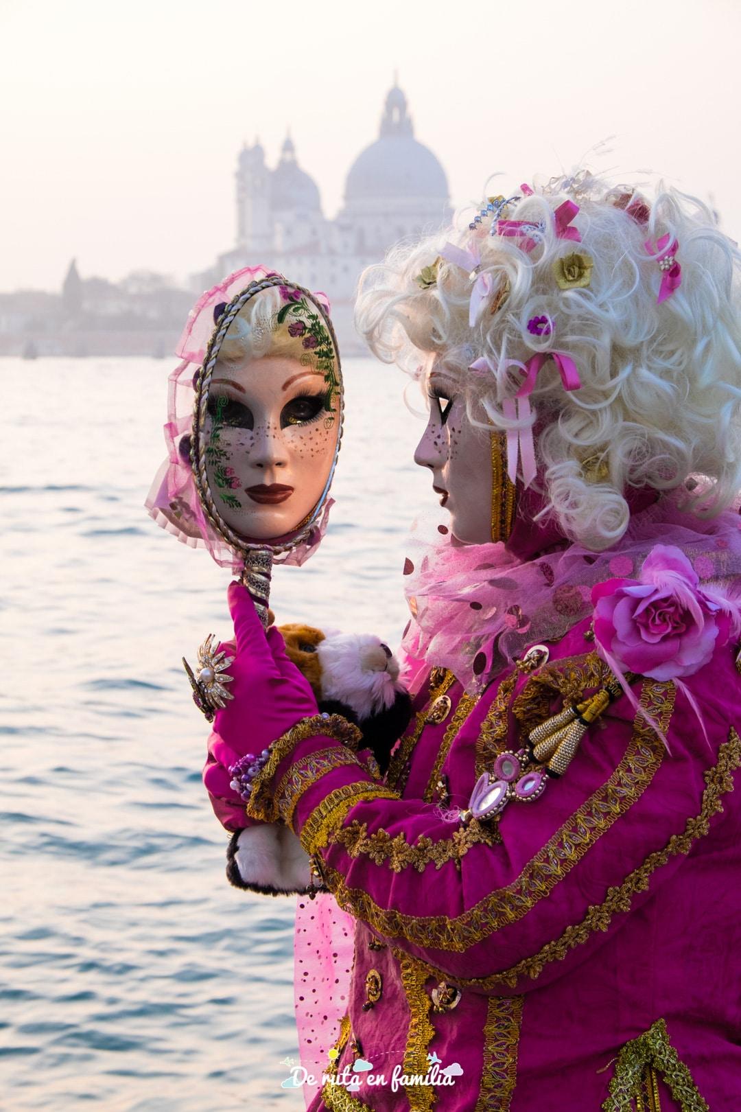 carnaval de venecia per nens