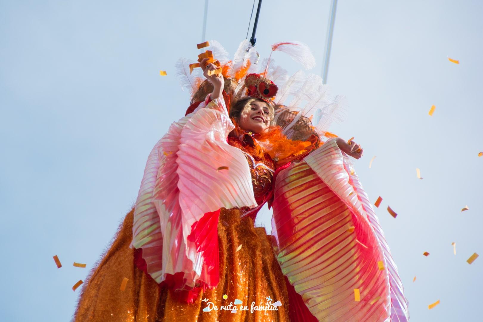 il volo dell'angelo venecia