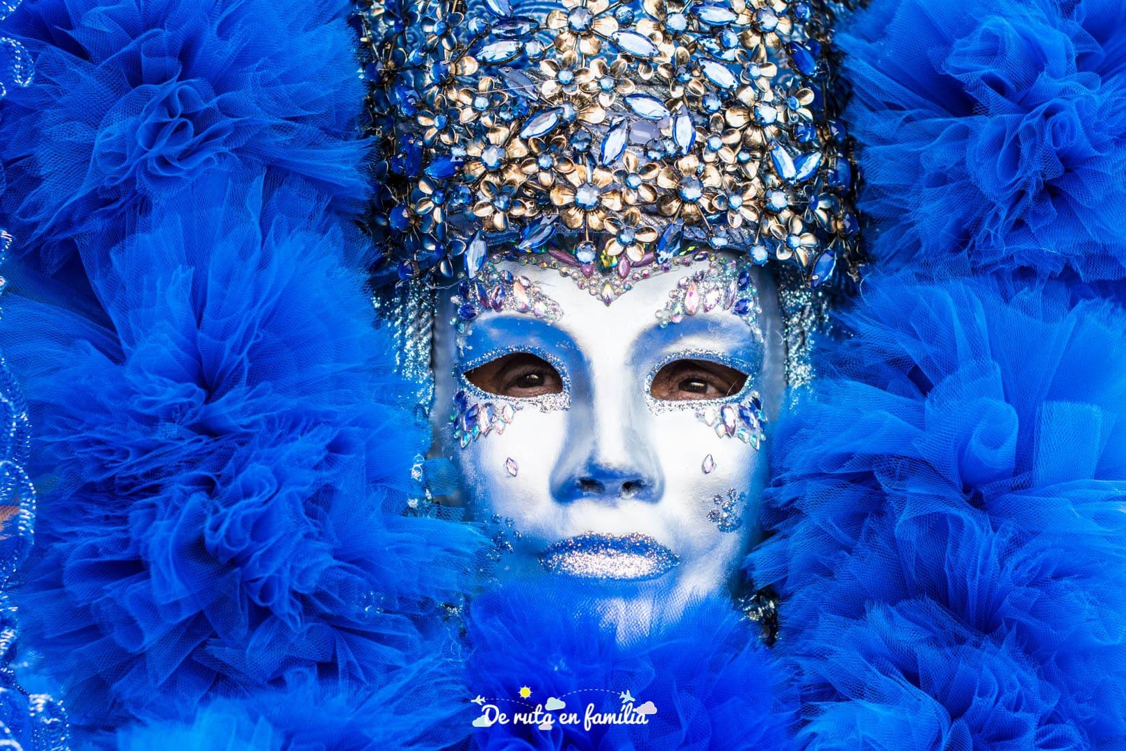 dates del carnaval de venecia