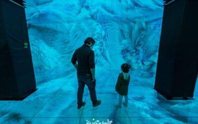 Visitem amb nens la nova 10D Experience de la Casa Batlló