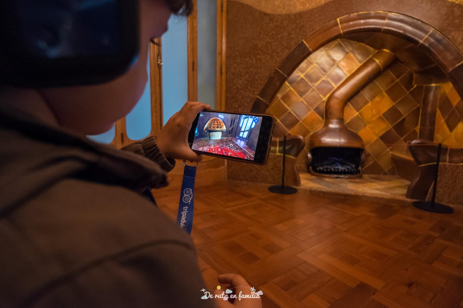 10D Experience Casa Batlló amb nens