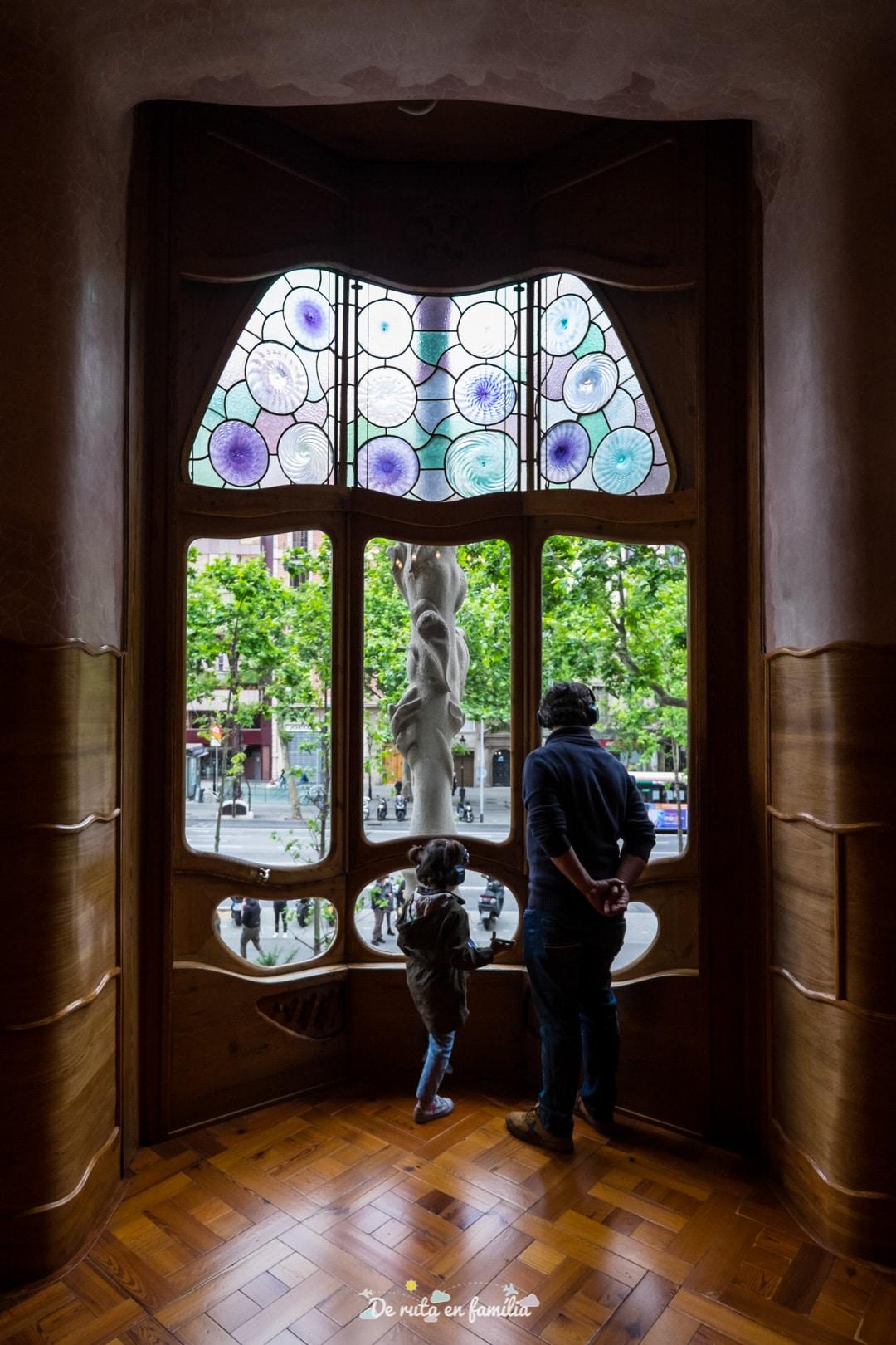 visita Casa Batlló amb nens