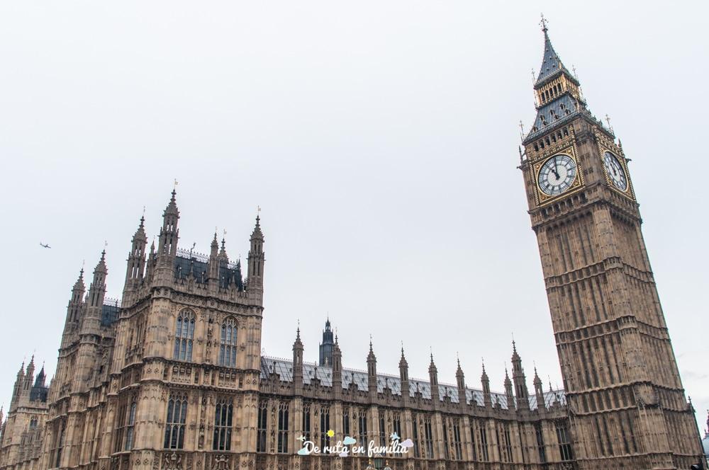 el centre de Londres en 4 hores