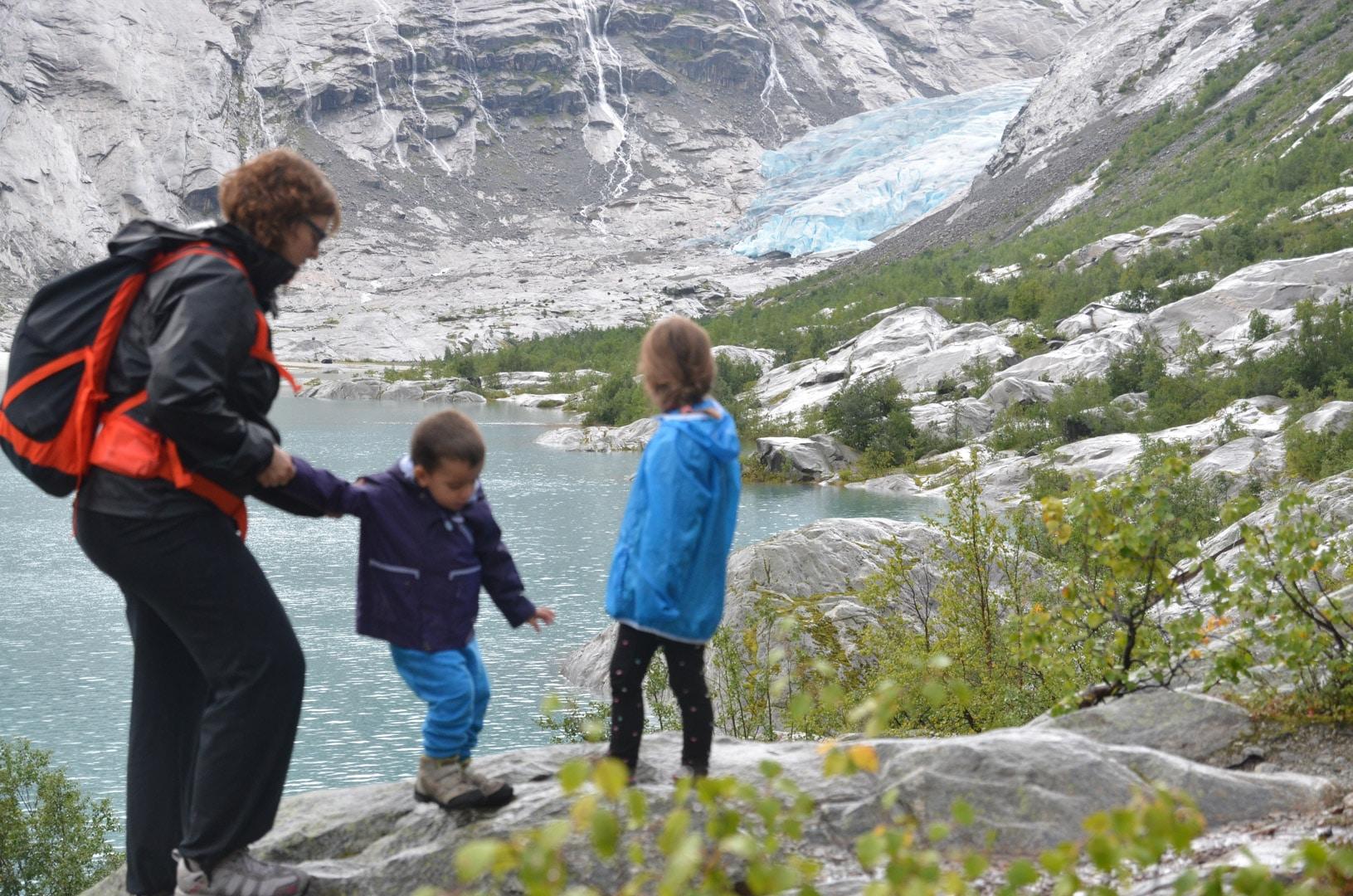 viatjar amb nens aquest estiu a noruega