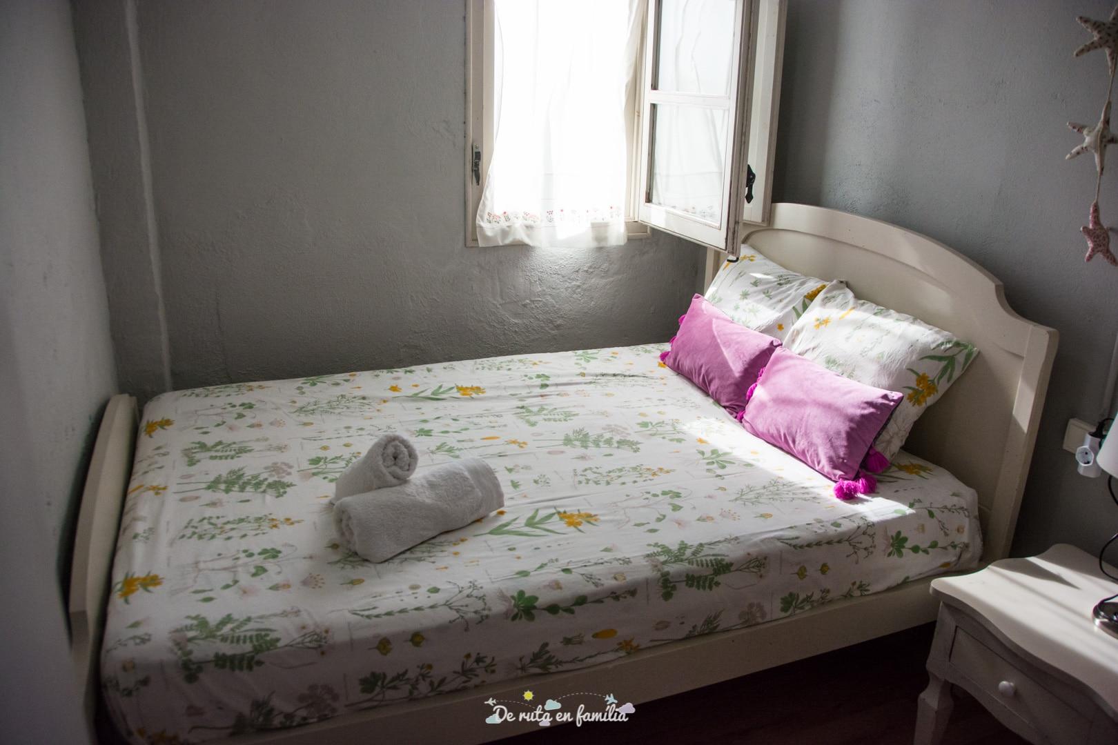 delta de l'ebre amb nens allotjament
