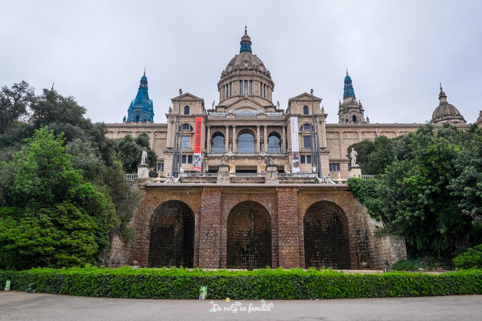 Museu Nacional d'Art de Catalunya MNAC