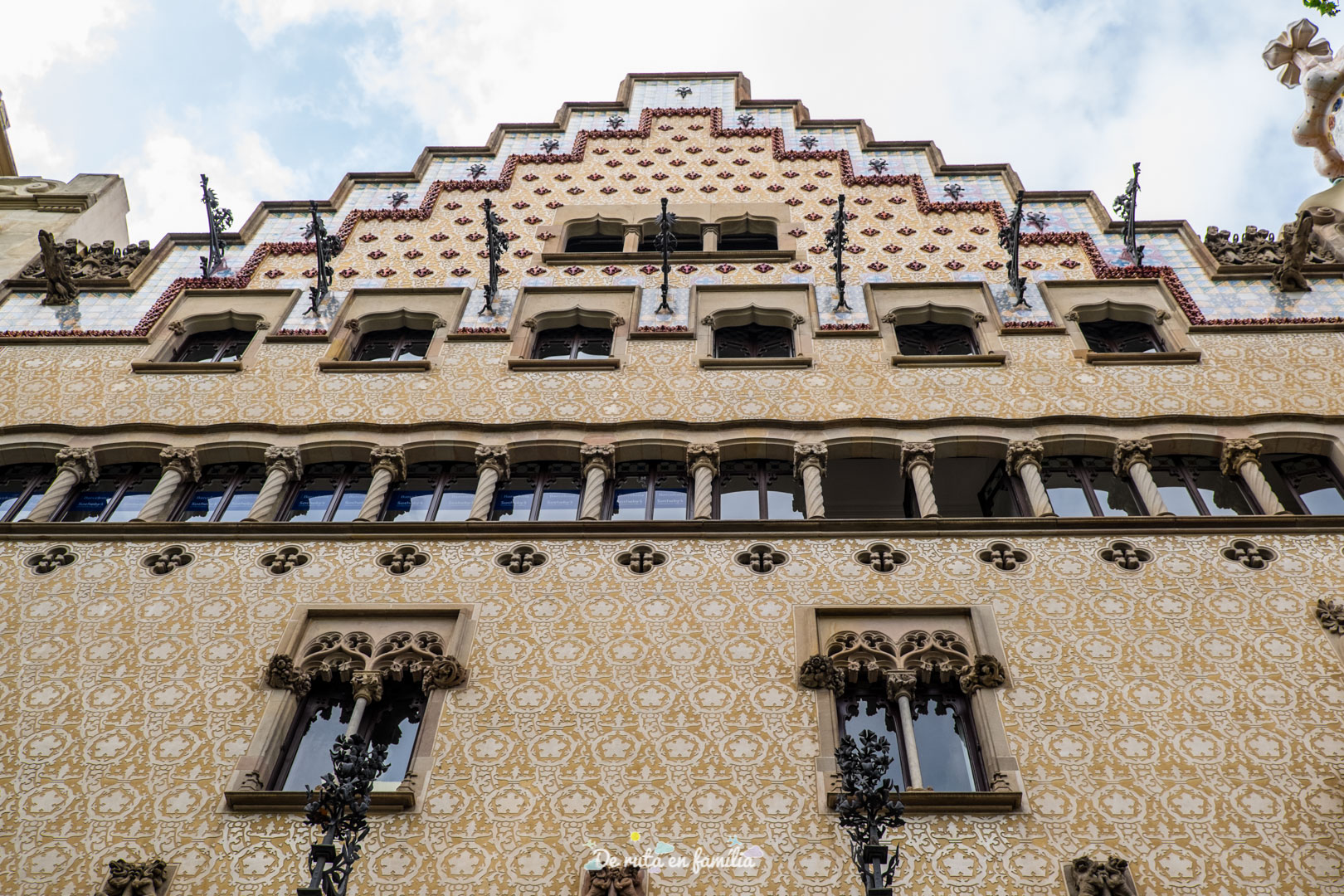 Casa Amatller. Cases singulars de Barcelona