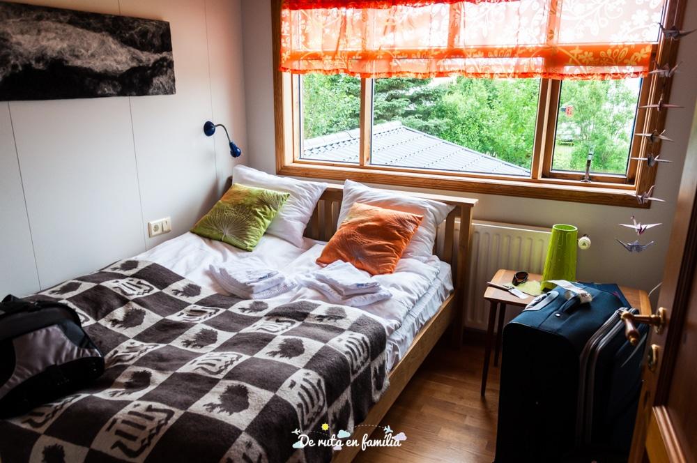 dormir hofn islandia