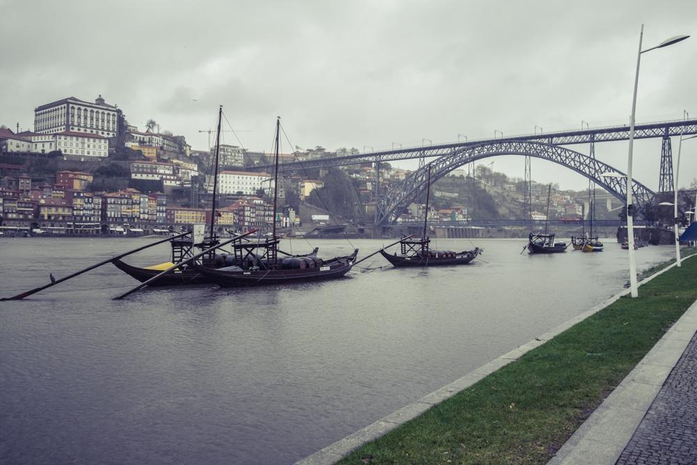 Escapada a Porto (IV): Visitant la Ribeira, la desembocadura del Duero i Vila Nova de Gaia