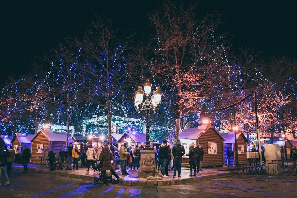 Els mercadets de Nadal de Carcassonne i de Toulose