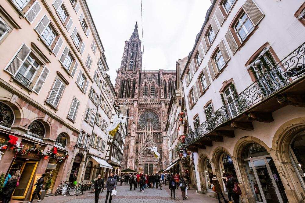 Què visitar a Estrasburg en 1 dia. Mapa, guia i ruta per la ciutat