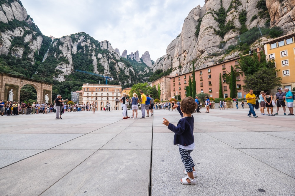 Tot el que has de saber per visitar el Monestir de Montserrat en un dia