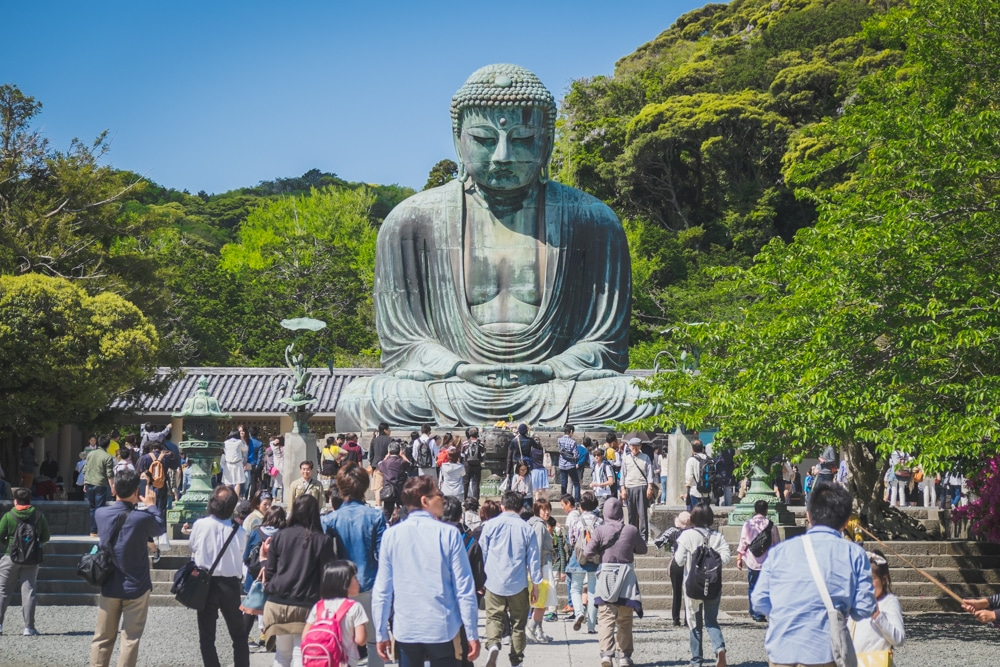 Com anar de Tòquio a Kamakura en un dia per visitar el Gran Buda