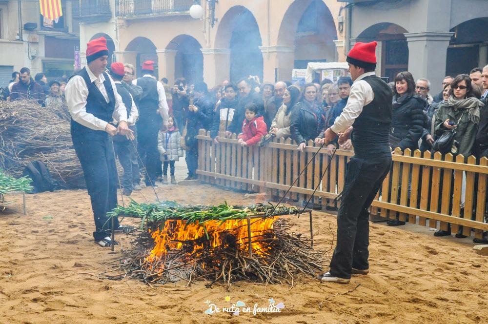 Festa de la Calçotada de Valls