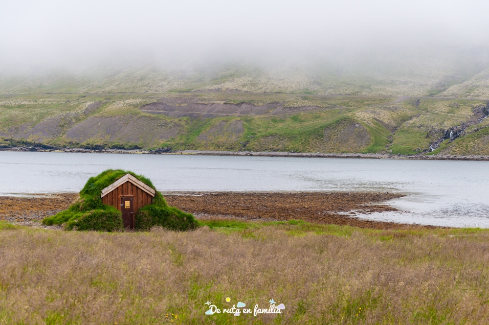 fiords est islandia