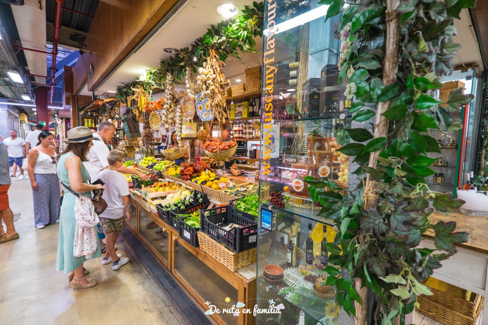 florencia en 2 dies mercat de Sant Llorenç