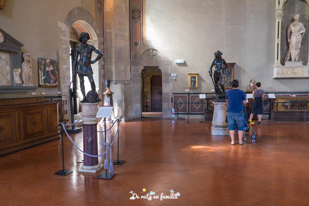 florencia en 2 dies Museo nazionale del Bargello