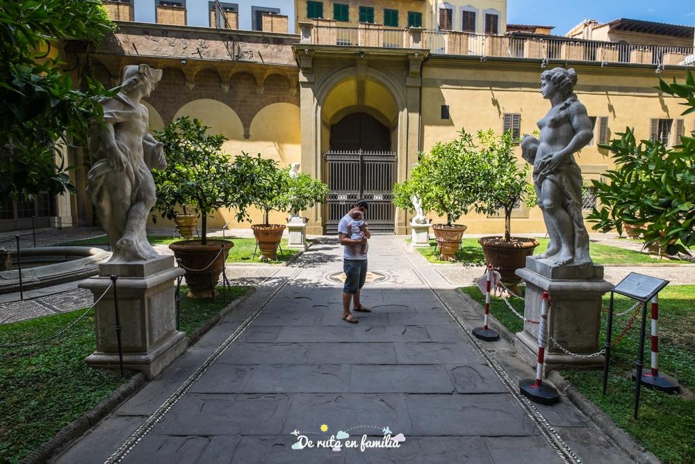 florencia en 2 dies Palazzo Medici Ricardi