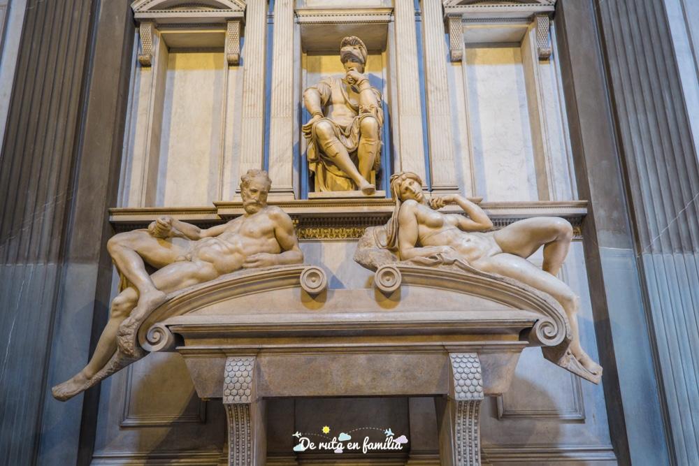 florencia en 2 dies capella Medici