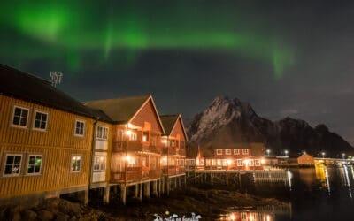 On veure i com fotografiar aurores boreals. Trucs per a principiants
