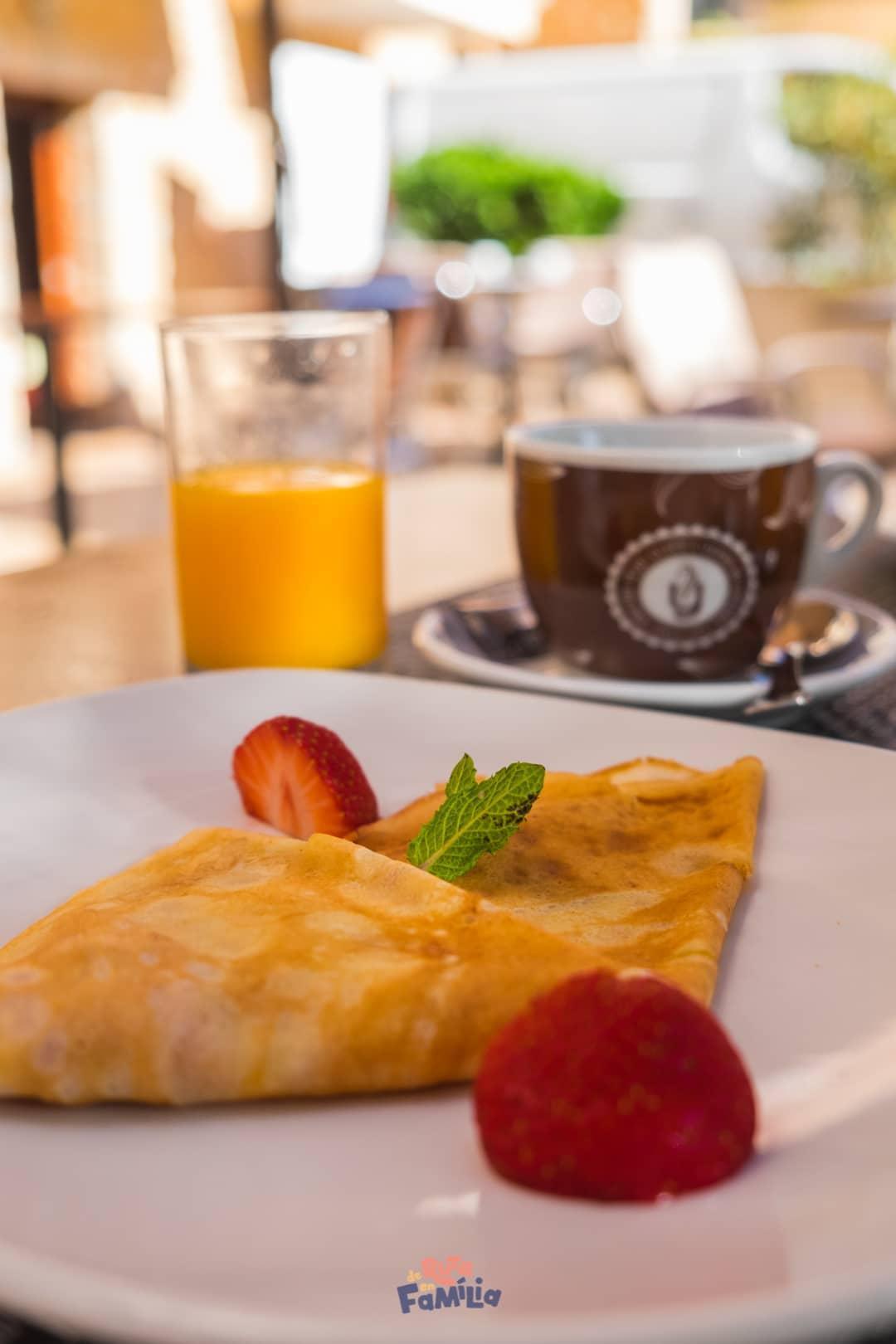 desayuno buffet Gran Hotel Sóller