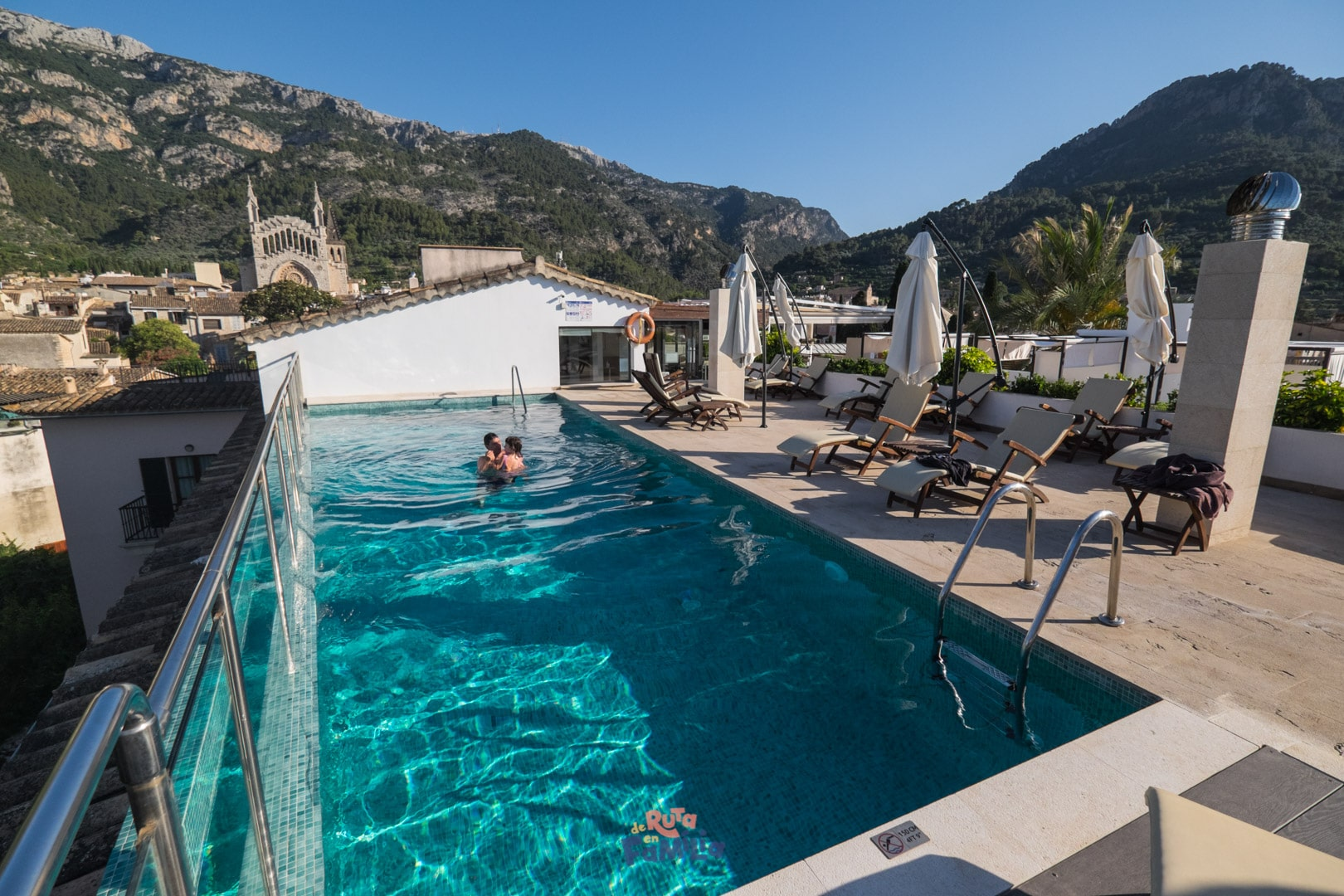piscina Gran Hotel Sóller