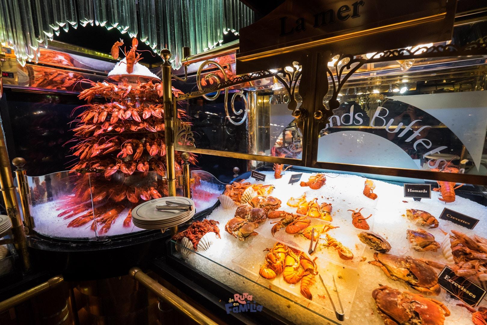 fotos dels grands buffets de narbona