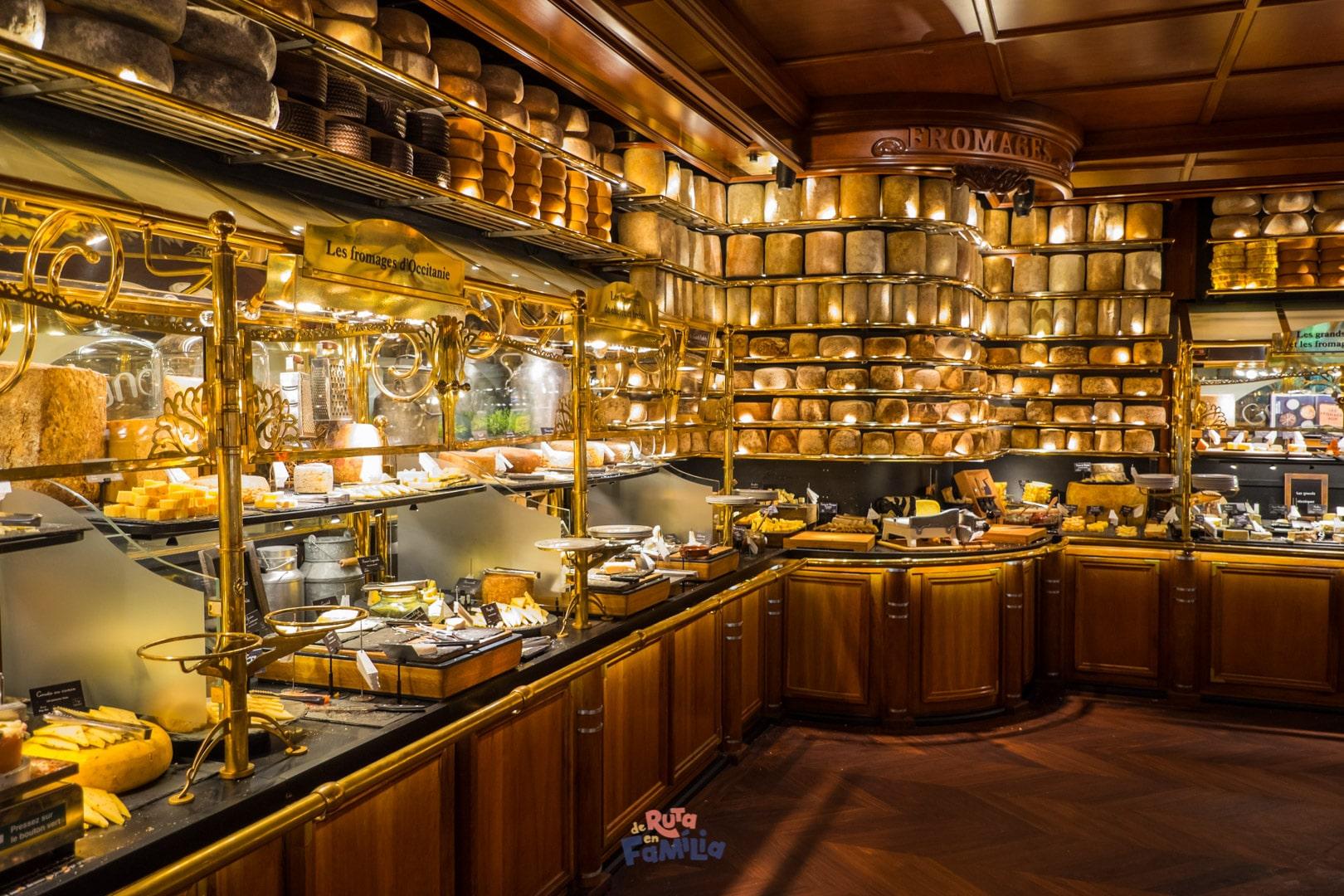 formatges a les grands buffets de narbona