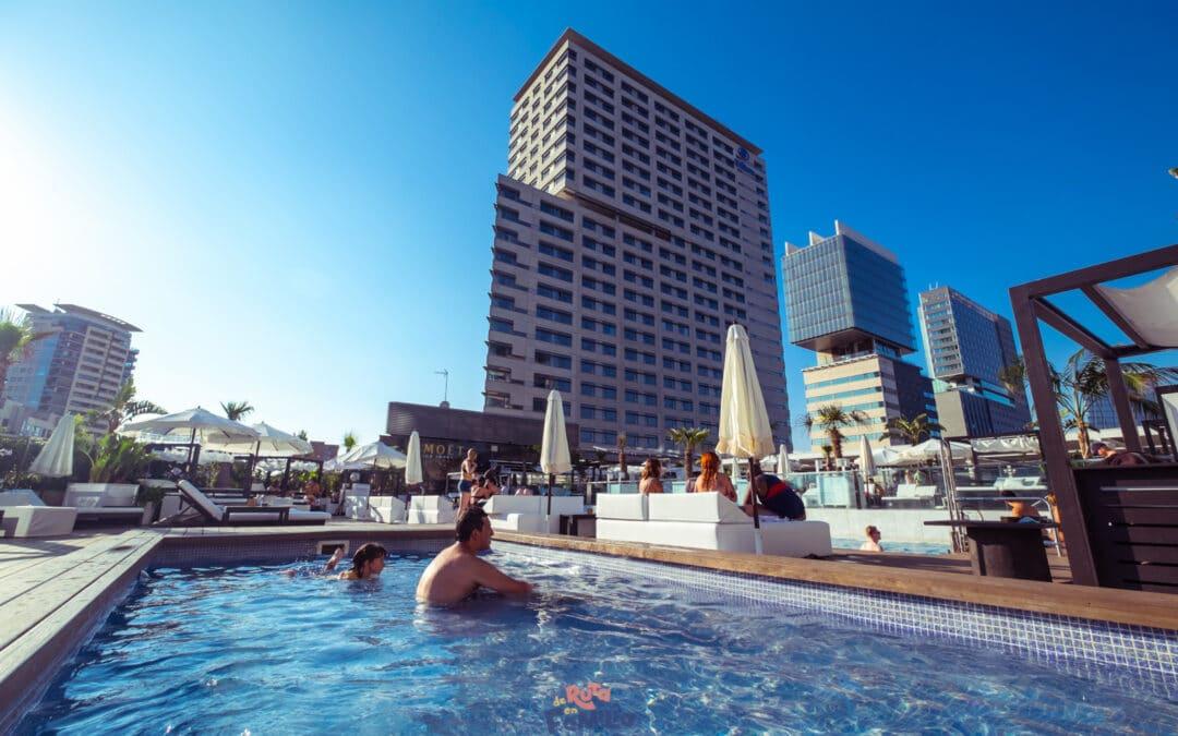 Hilton Diagonal Mar, un gran hotel family friendly a Barcelona