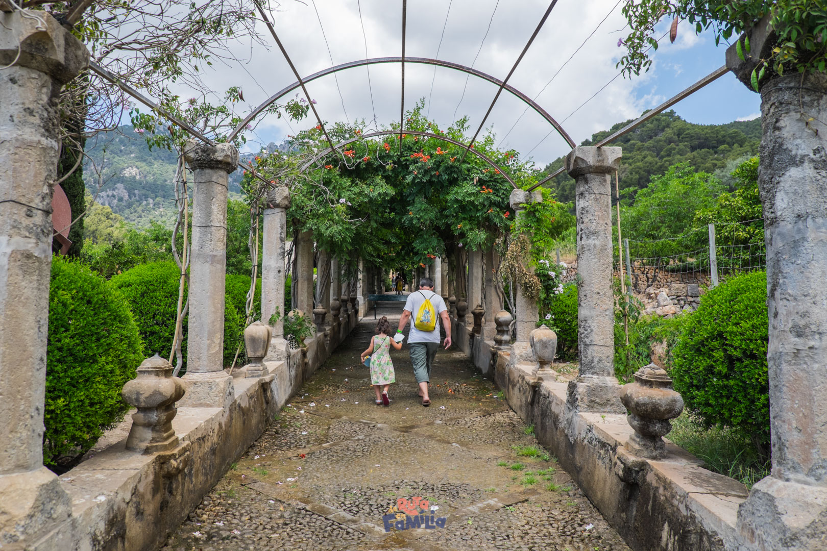 Jardins d'Alfàbia, Mallorca