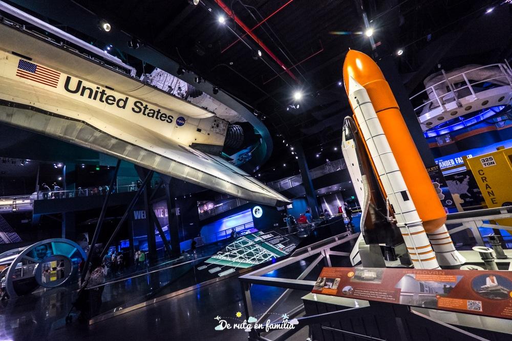 visitar la NASA a Florida