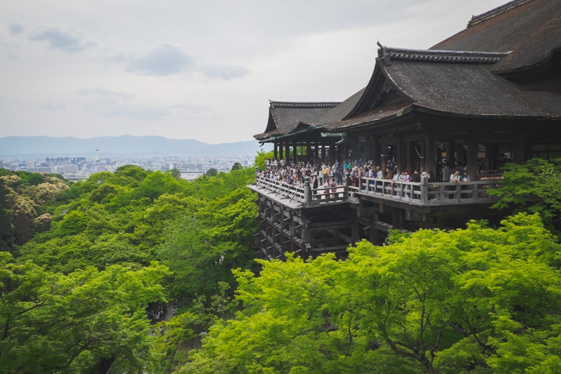 Qué veure a Kyoto en 2 dies. Guia per aprofitar al màxim una visita a la ciutat de Kyoto