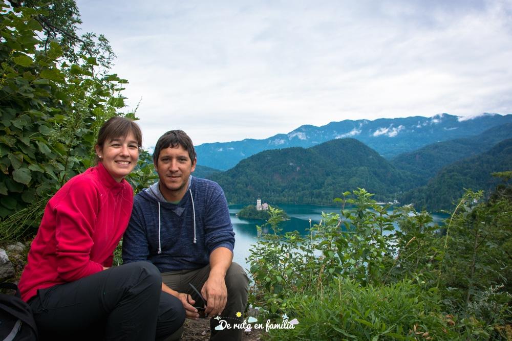Llac Bled a Eslovenia
