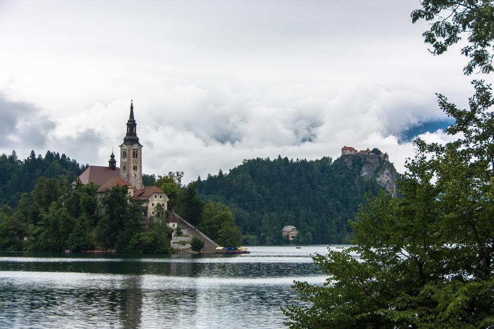 Ruta per Eslovènia (II): El Llac Bled, un paisatge de conte de fades